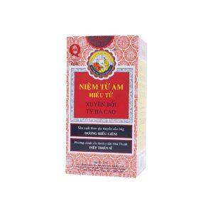 XUYÊN BỐI TỲ BÀ CAO NK HỒNG KÔNG Chai 300ML – HỖ TRỢ ĐIỀU TRỊ CÁC TRIỆU CHỨNG HO GIÓ, HO KHAN, NHUẬN PHỔI